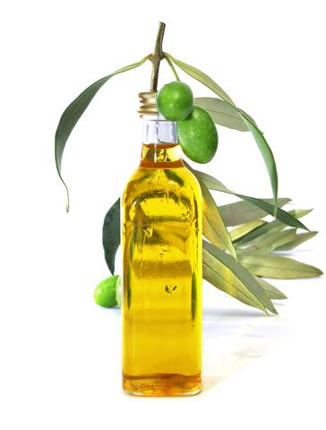 olivolja torr hårbotten